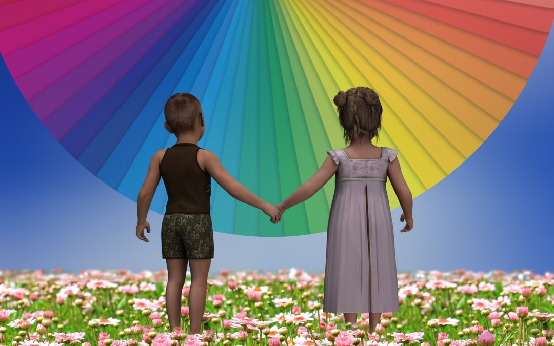 As Crianças Arco Irís